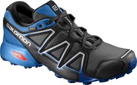 promo code b7c2e f0ef4 ... uk salomon ms speedcross vario 2 gtx shoes magnet indigo bunting black  fa4fb 75304